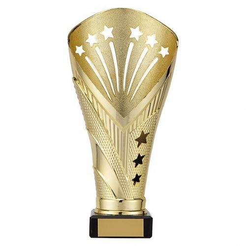 All Stars Large Rapid Trophy Gold 205mm